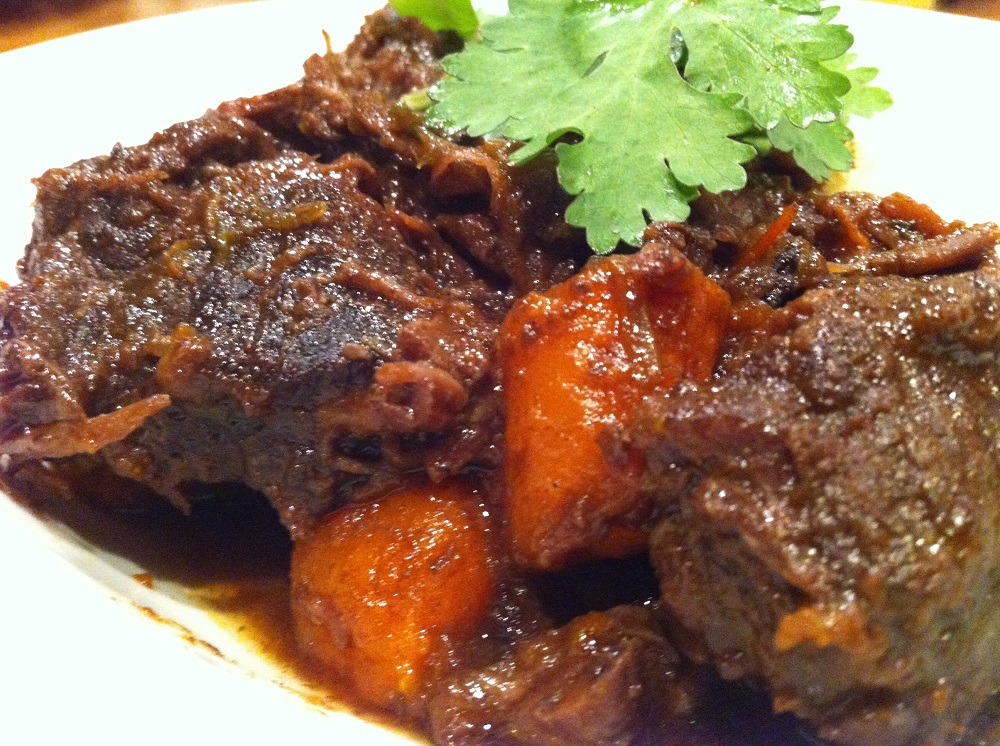 Asian Beef Cheeks